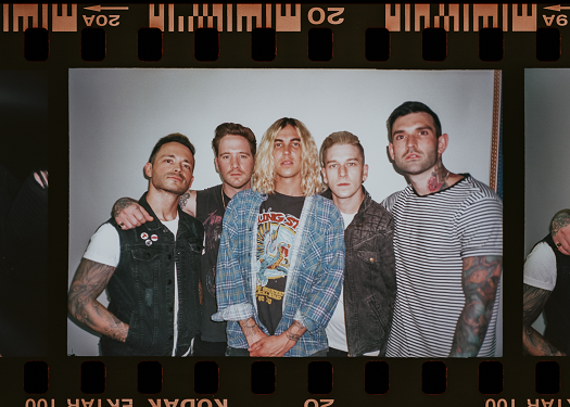 FRANK-O'S NEW MUSIC STASH ON 8/12: SLEEPING WITH SIRENS