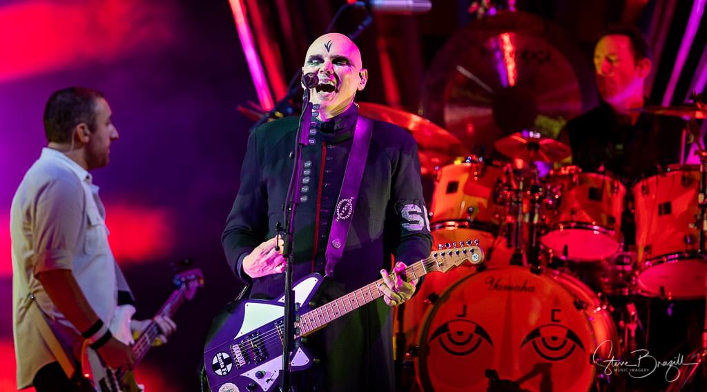 Smashing Pumpkins with Noel Gallagher and AFI – Photos
