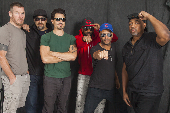 FRANK-O'S NEW MUSIC STASH ON 9/6: PROPHETS OF RAGE