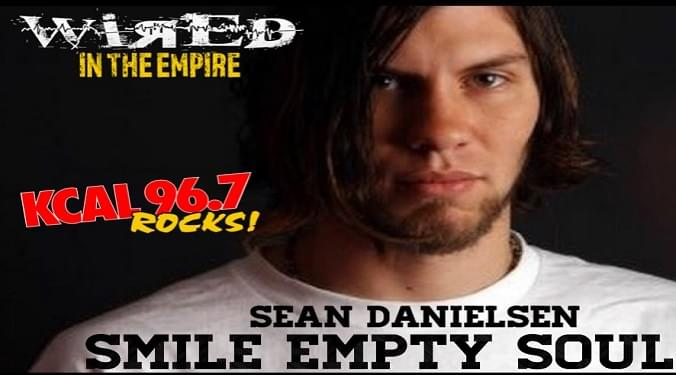(LISTEN) Smile Empty Soul's Sean Danielsen talks to Mike Z-Wired In The Empire