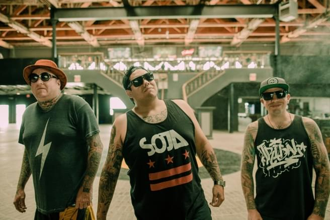 (LISTEN) Sublime with Rome talk to Nikki before stepping on stage at KAABOO