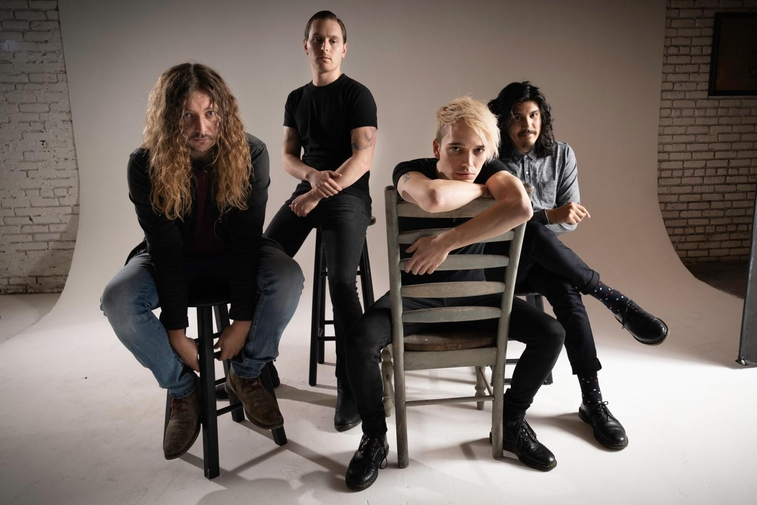 (LISTEN) Nikki chats with Badflower after their set at KAABOO