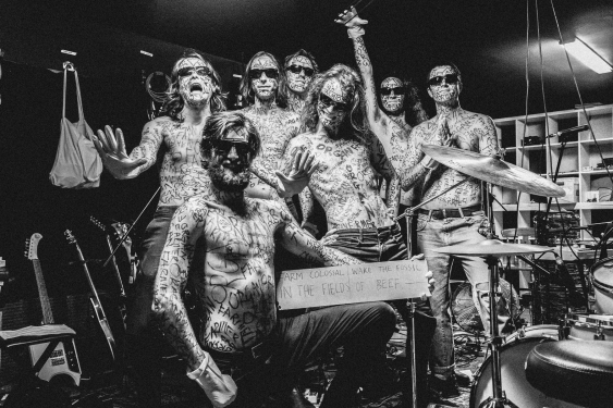 FRANK-O'S NEW MUSIC STASH ON 9/25: KING GIZZARD & THE LIZARD WIZARD