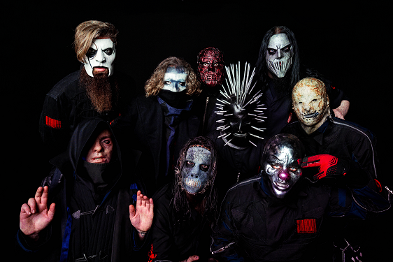 FRANK-O'S NEW MUSIC STASH ON 10/10: SLIPKNOT