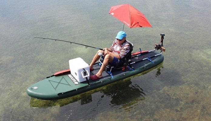Fish N Paddle Saltwater Slam