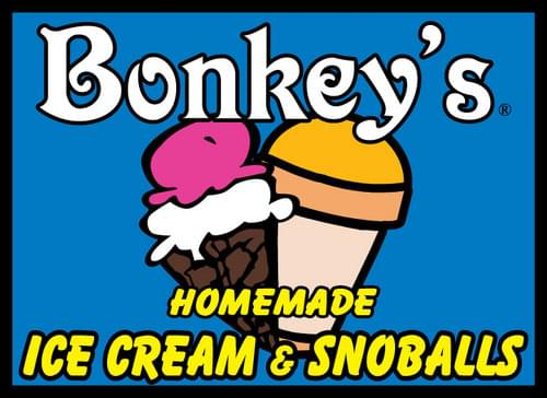 Tom at Bonkey's Ice Cream