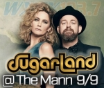 Sugarland @ the Mann, Philly 9/9