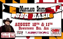"Winner of ""The Voice""- Sundance Head @ MD State BBQ Bash 8/11"