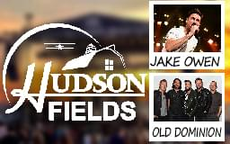 Country @ Hudson Fields!