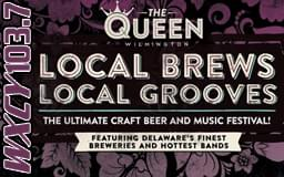 Local Brews & Local Grooves @ the Queen