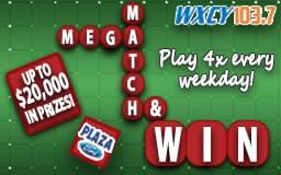 Christmas Mega Match & Win!