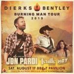 Dierks Bentley @ BB&T Pavilion 8/17