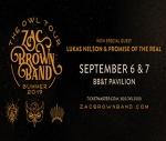 Zac Brown Band @ BB&T Pavilion 9/6