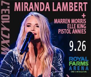 Miranda Lambert Featured