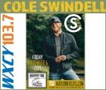 Cole Swindell at Hudson Fields on 9/6