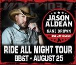 Jason Aldean at BB&T Pavilion on 7/21