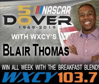 Go To Dover with Blair Thomas!