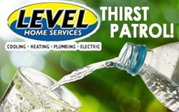 The WXCY Level Home Services Thirst Patrol