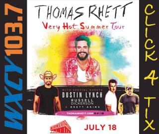 Thomas Rhett Featured