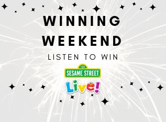 Win Sesame Street Live Tickets