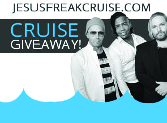 Jesus Freak Cruise Giveaway