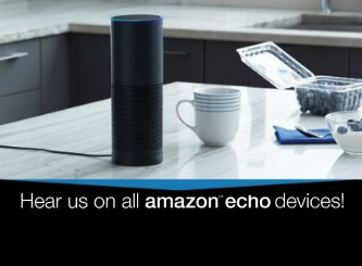 Play The Fish on Your Alexa