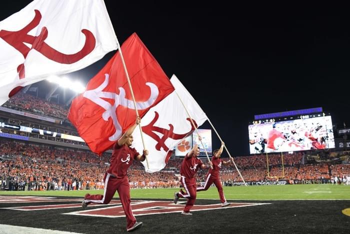 LAMM AT LARGE: Alabama Over SEC