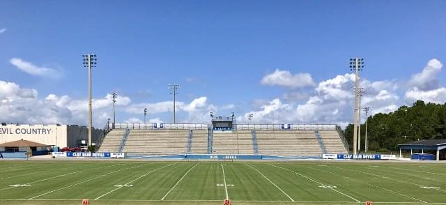 Clay Blue Devils looking to start faster this football season