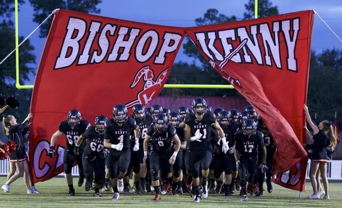Tim Krause discusses new role as head coach at Bishop Kenny