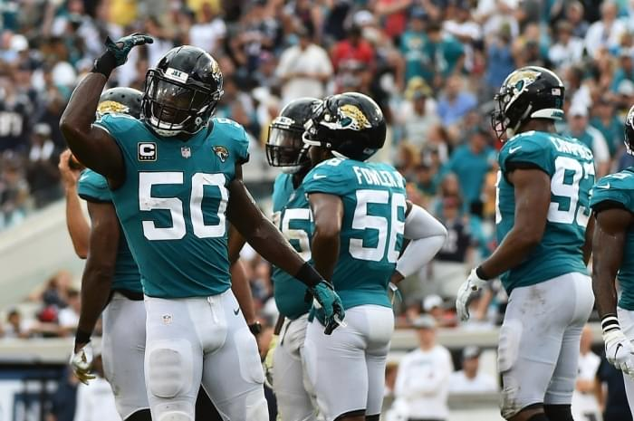 Hard to see Telvin Smith ever playing for Jaguars again