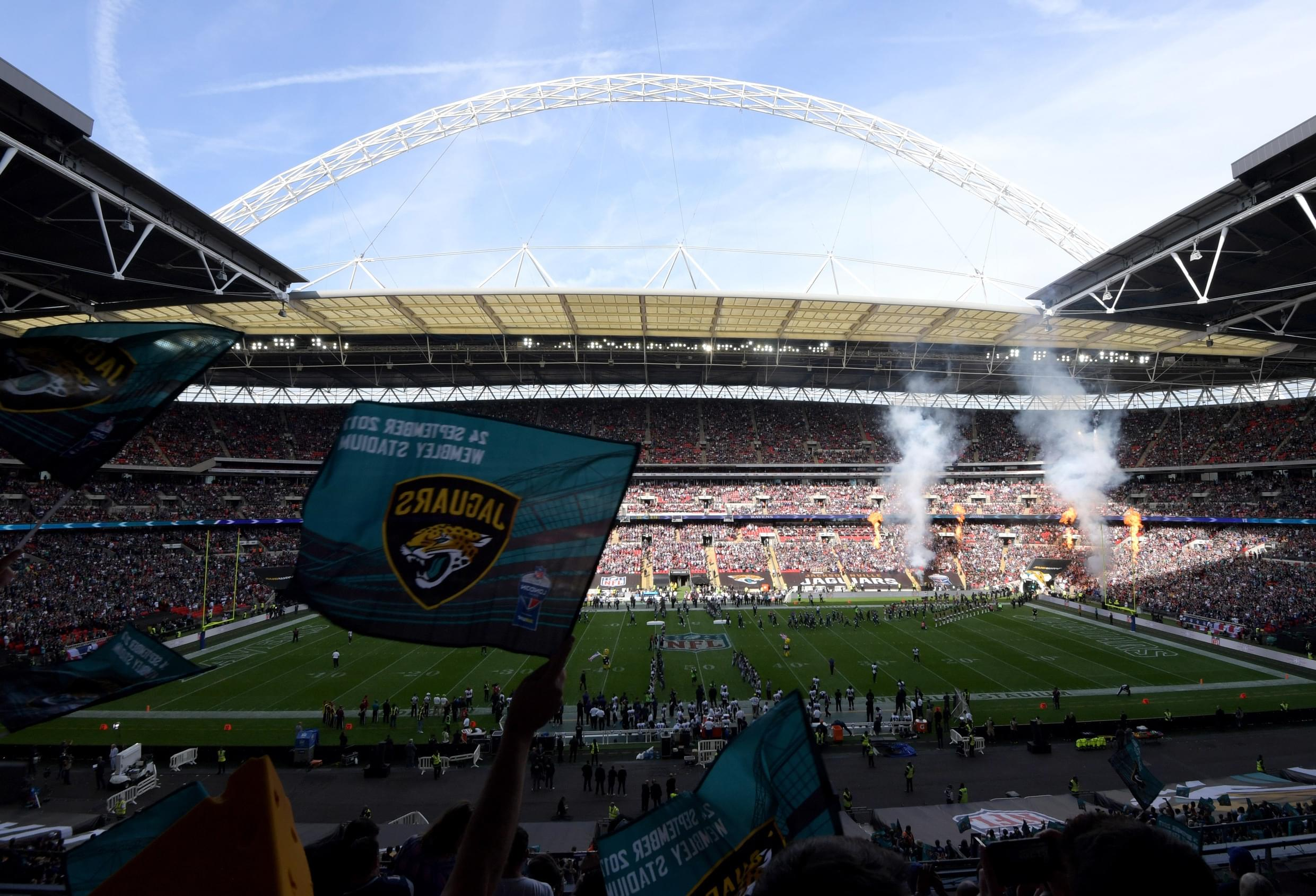 Jaguars will host Houston in London this fall