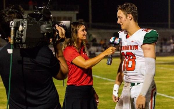 Florida's Mr. Football, QB Carson Beck, headed to Georgia