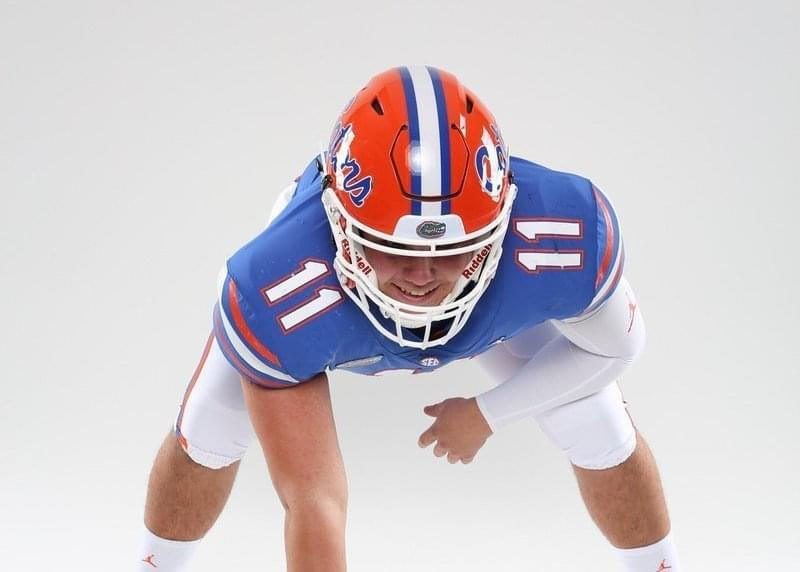 Gators long-snapper commit Chase Whitfield hopes fans 'never hear my name again'