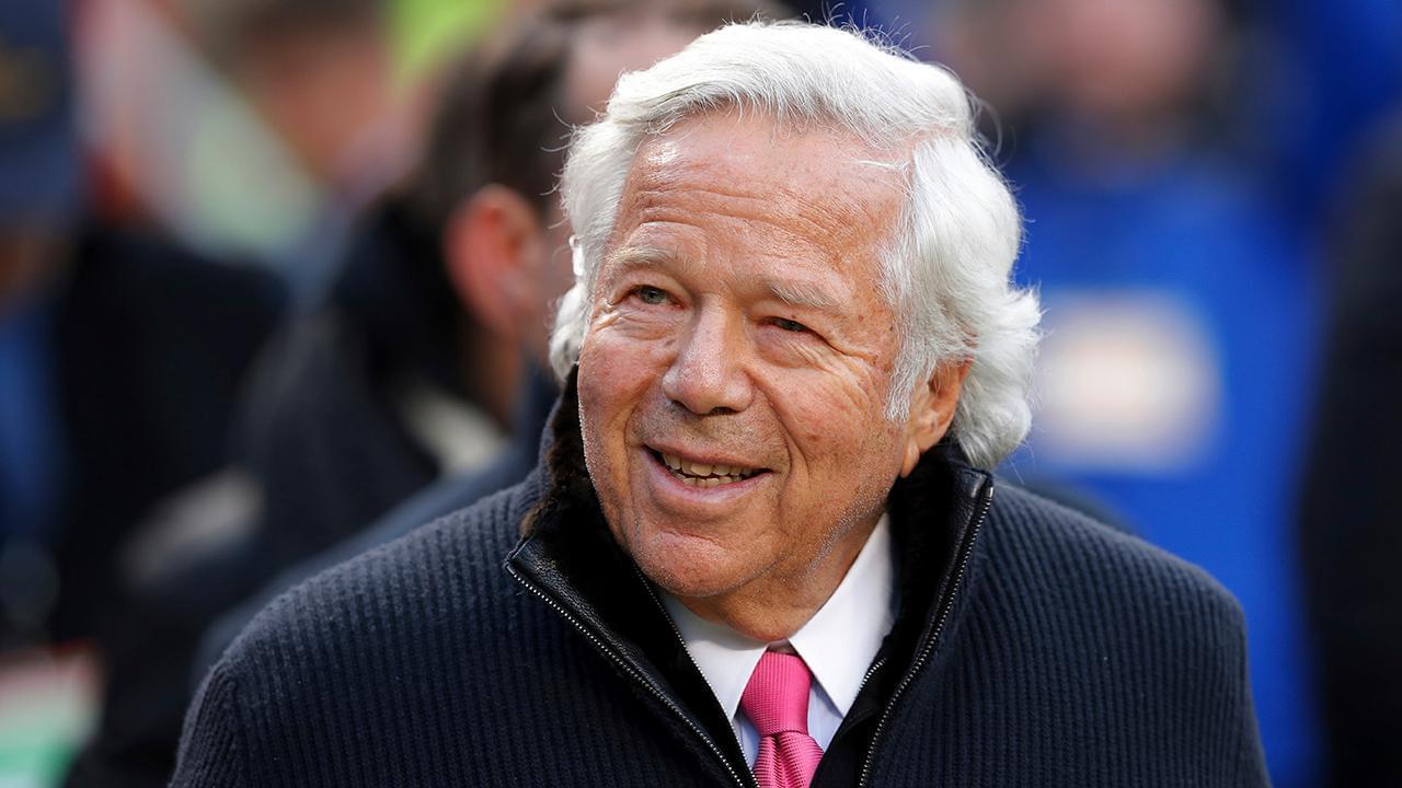 LAMM AT LARGE: Should NFL go easy on Bob Kraft?