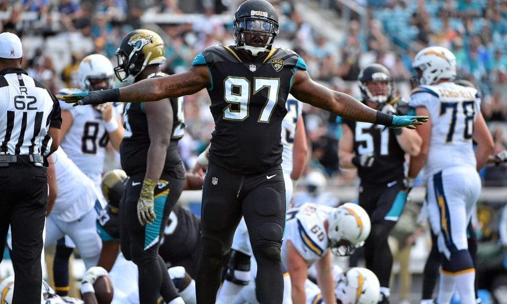 Malik Jackson headlines Jaguars significant roster cuts