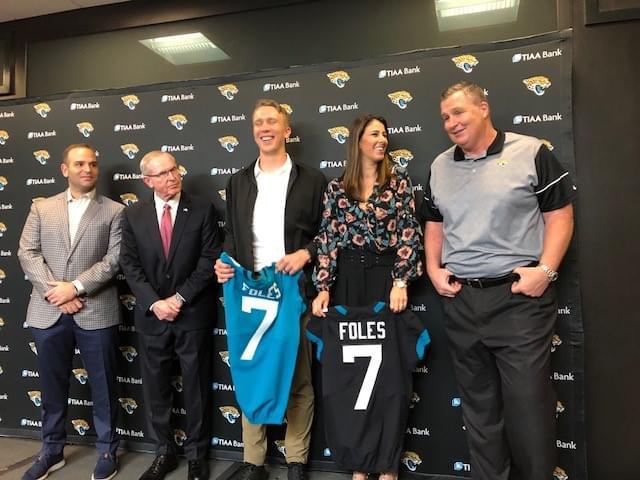 Mark Brunell bullish on Nick Foles with Jags and Blake Bortles NFL future