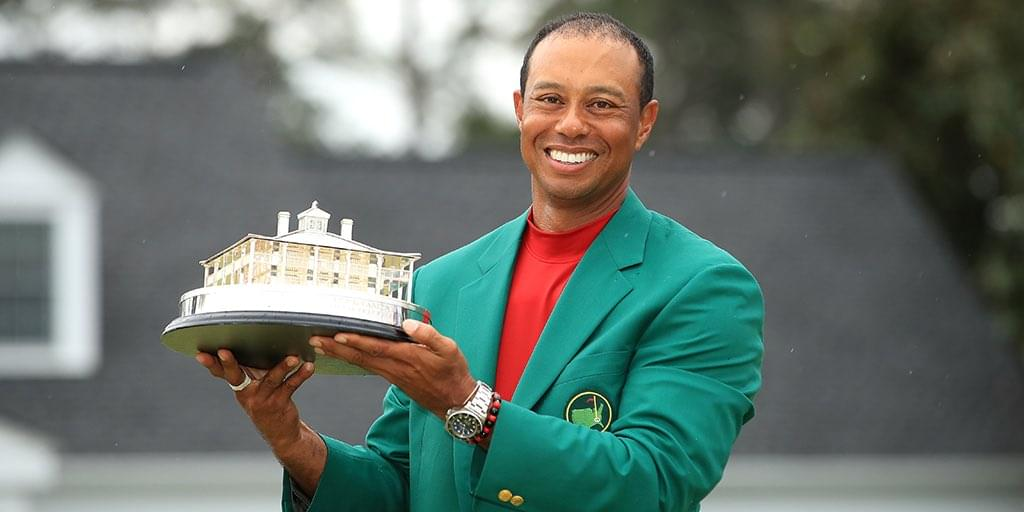 LAMM AT LARGE: Impossible takes a beating as Tiger wins Masters