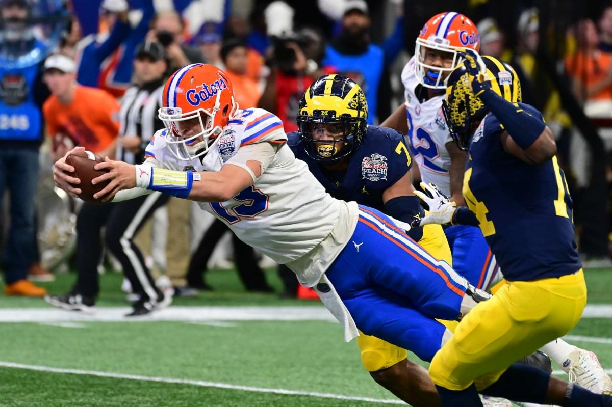 Former Gator Chris Doering praises Feleipe Franks, cautions fans