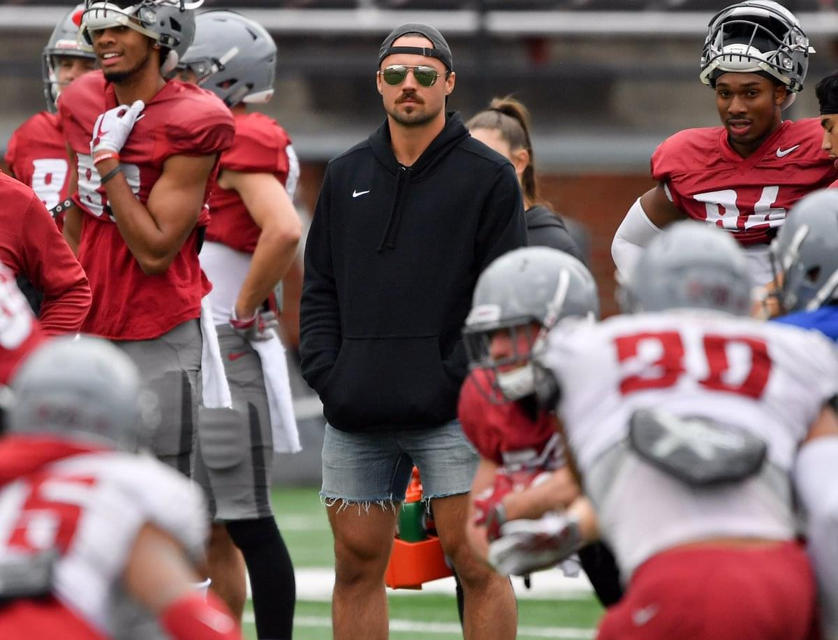 Mike Leach tells Jaguar fans what to expect from Gardner Minshew