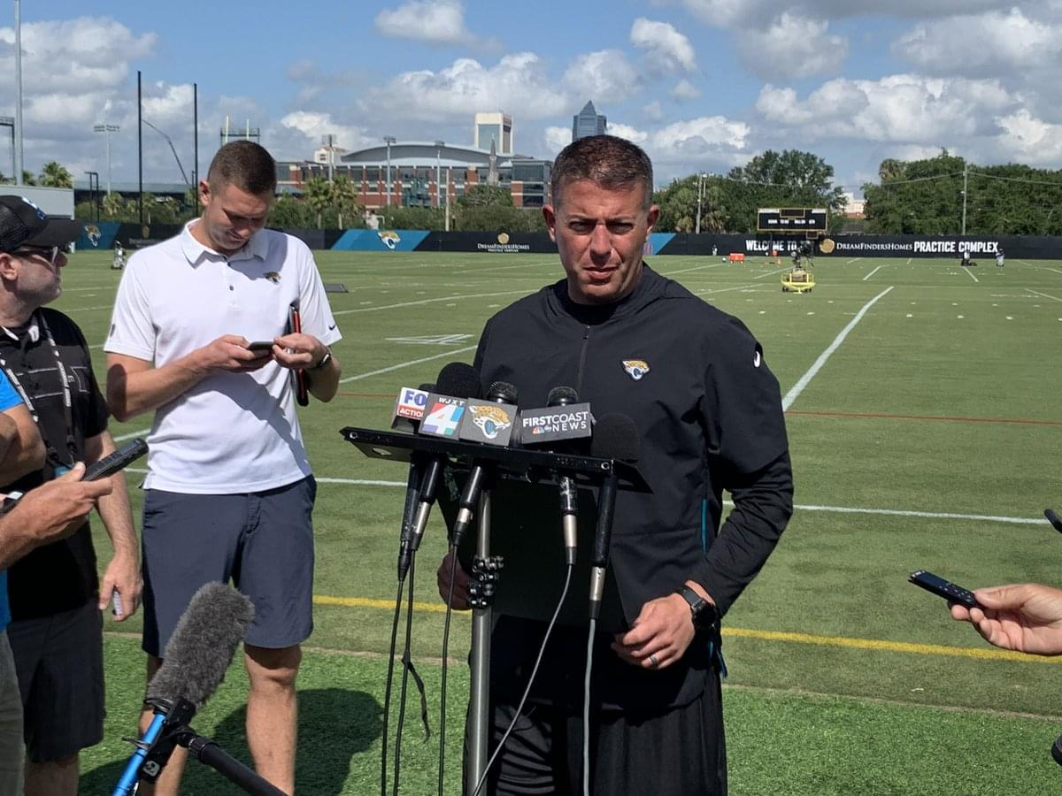 New Jaguars Nick Foles and John DeFilippo have strong connection
