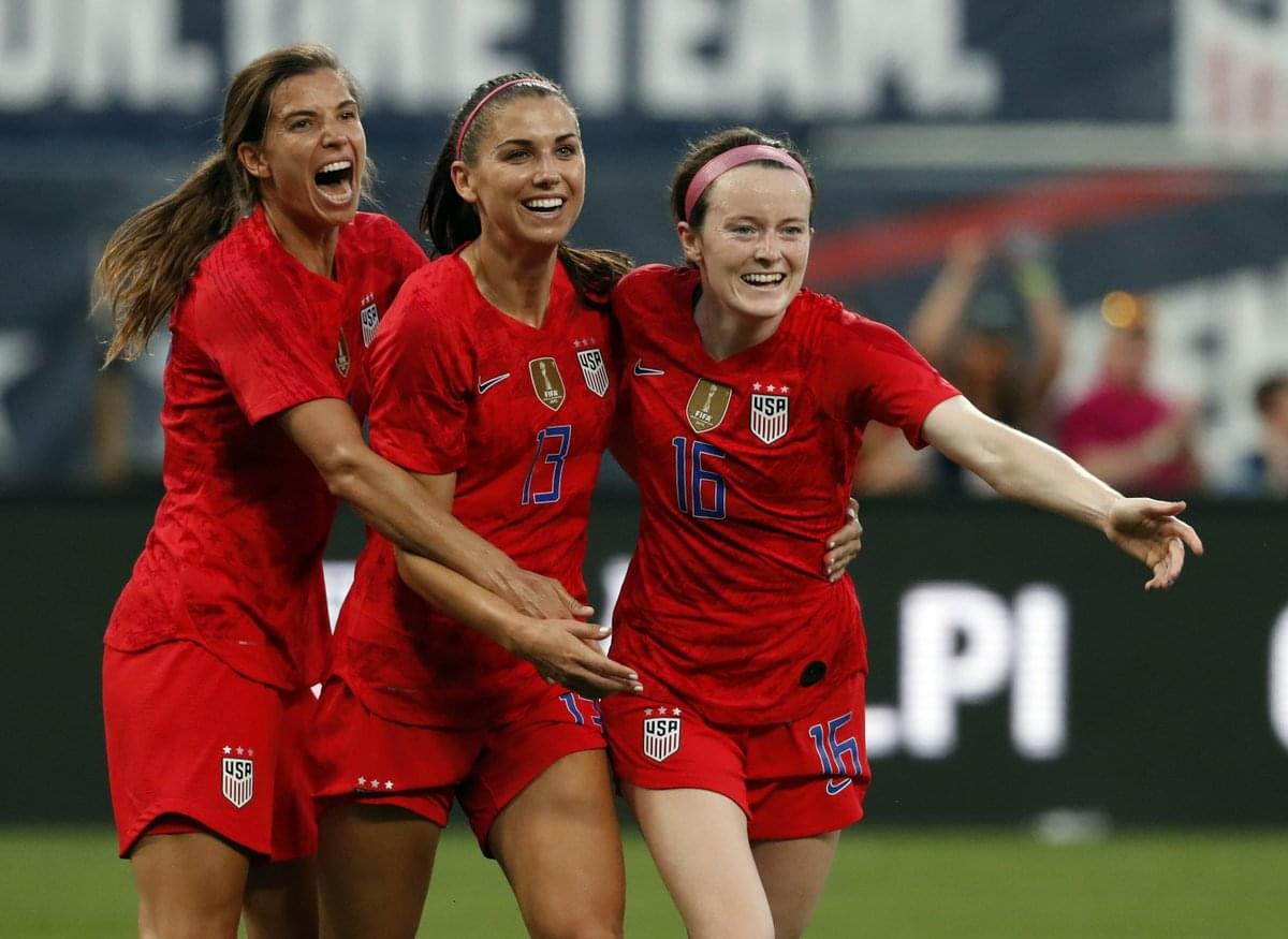 LAMM AT LARGE: The difference between US men's and women's soccer teams